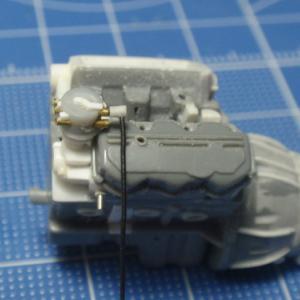 Z31 300ZX 製作記 インジェクションパイプ