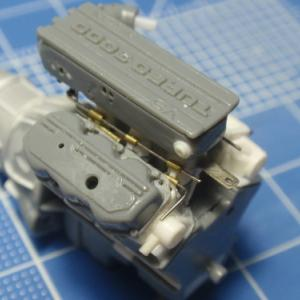 Z31 300ZX 製作記 パイピング準備工作3