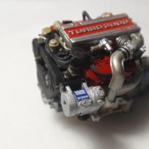 Z31 300ZX 製作記 エンジン組立 2