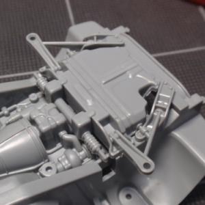 Z31 300ZX 製作記 サスペンション仕上げ