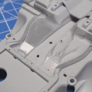 Z31 300ZX 製作記 パイピングブラケット