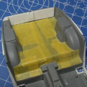 Z31 300ZX 製作記 内装修整