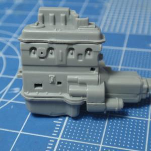 GOLF Mk1 製作記 ロッカーカバー