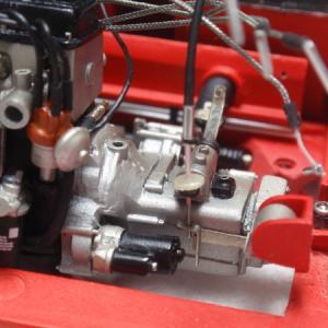 GOLF Mk1 製作記 エンジン搭載