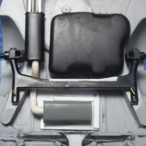 VW GOLF3 製作記 マフラー再作製