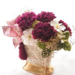カーネーションのお供え花