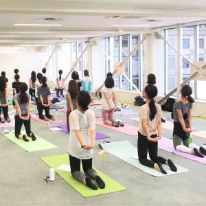 「肩甲帯胸郭へアプローチするピラティス」セミナー(渋谷)