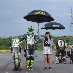 全日本スーパーモト選手権R2HSR エントリー完了