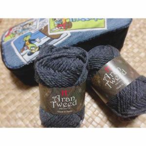 編みかけ…その2