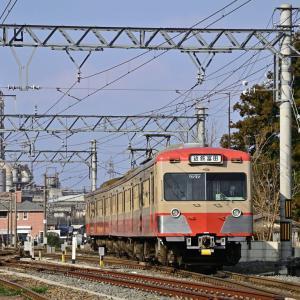 2020年1月 三岐鉄道(1) 1月20日 西武赤電色801系803編成 / ED5080形の貨物 など