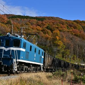 2019年11月30日 秩父鉄道 貨物列車など(デキ108・デキ503・デキ303等)