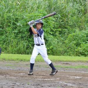 少年野球 今年最初の公式戦