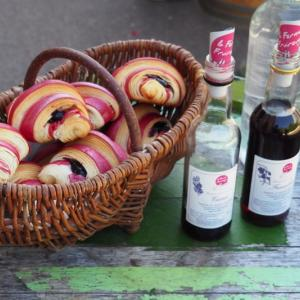 「8月のパニエ」❸ブルゴーニュの伝統シロップで夏のノンアルコールドリンク