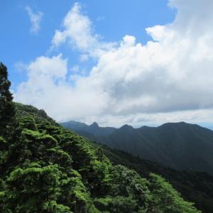 山上ヶ岳 登山 登拝 2020 大峰山