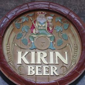 ビール工場、見学ツアー巡り。
