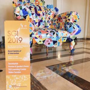 韓国国際学会 SGIで発表・・・