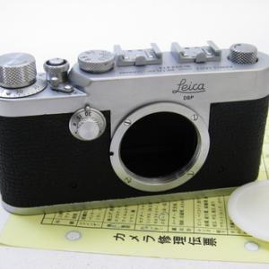 修理完成:ライカ 1G / Leica IG
