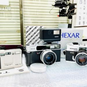 *フィルムカメラ・レンズ高価買取り*