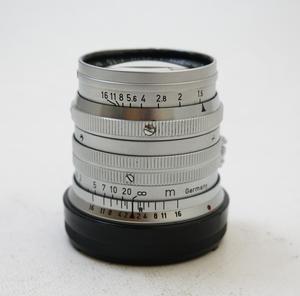 ライカM用 ズマリット5cmF1.5 #135万台
