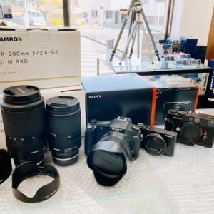*フィルムカメラ・レンズ高価出張買取り*