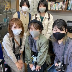 浜松 フィルムカメラ女子