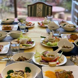 野菜ソムリエ料理教室 3回目