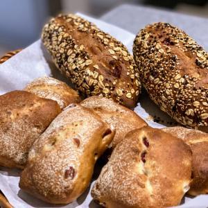 天然酵母パン教室 開講のための試作パン3回目・・・