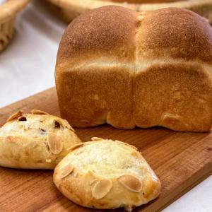 天然酵母パン教室 パンドミ&レーズンクッペ&オニオンスープ