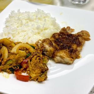 タイ料理 プーパッポンカリー