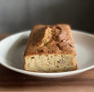 9歳が作る簡単バナナパウンドケーキ −−− お菓子作りの練習①