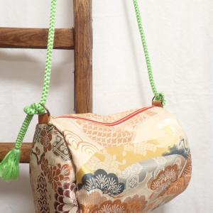 丸帯のショルダーバッグ