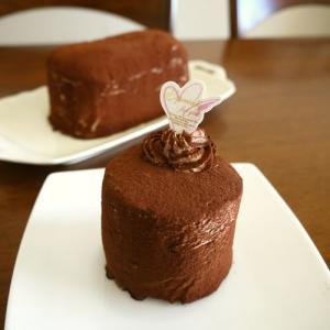 【掲載】くらしのアンテナ(レシピブログ)★生チョコクリームのビスケットケーキ♪