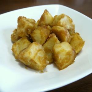 【簡単レシピ】レンチンじゃが芋の煮っ転がし♪
