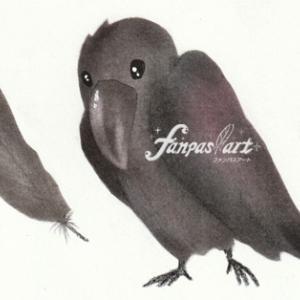 fanpas!art 『カラス2021』