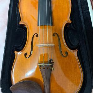 バイオリン カスタム