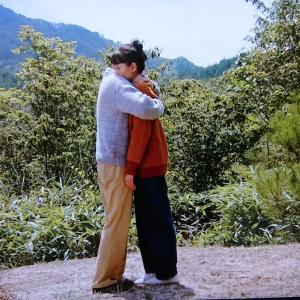 12月7日(土)  きのうの朝ドラ「スカーレット」感動的な恋愛ドラマに♪  しかし最後はコメディ調