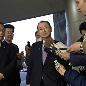 河村健夫がソウルで切った、日本に大迷惑の空手形