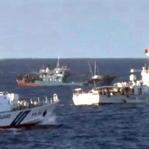 中共の尖閣挑発は、「日本の力(軍事)」の必要性を示唆している
