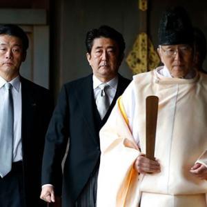 中共の「靖国神社参拝は自粛を」という内政干渉を断ち切るのも日本次第だ