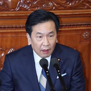 「首相による公務員採用」と「天皇の総理任命」を同列に語る枝野の無理筋