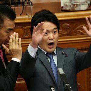 南鮮G7画像の改竄に呆れ、小西の「自民党最高幹部からの誘い」を嗤う