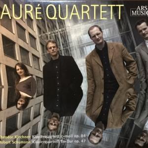 シューマン ピアノ四重奏曲 変ホ長調 Op.47 を フォーレ四重奏団(ARS MUSICI)盤で 初めて聴く。