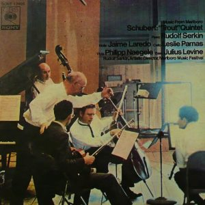 名曲の名演を 一つだけ残すとしたら 第3回 シューベルト 「ます」ピアノ五重奏曲 イ長調