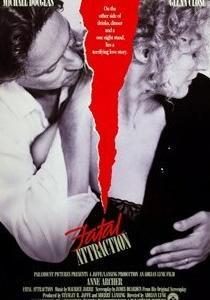 """映画「危険な情事」未公開のオリジナル・エンディングは、マイケル・ダグラスを""""ピンカートン""""にした翻案「蝶々夫人 」だったのに。"""