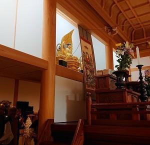 土曜日は、高雲寺様大般若法要のお手伝いに行ってきました。