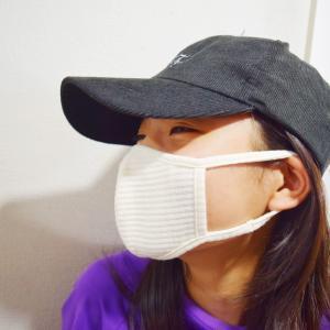 子供用マスクが届きました♪