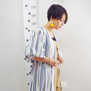【GU】×【しまむら】コーデ♪