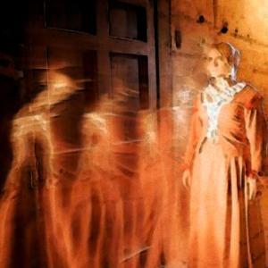 アメリカの幽霊の館