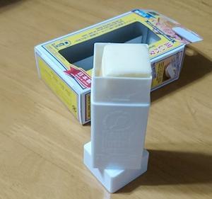 発想は良いのだけれど、一つ残念なバターケース
