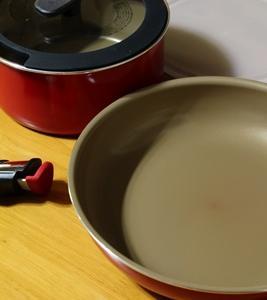 フライパンと鍋の買い替え